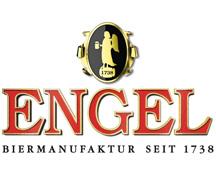 Logo der Brauerei Engel